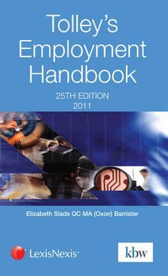 Tolley's Employment Handbook 25th Edition, LexisNexis