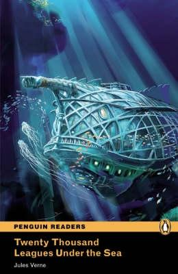 Image for 20000 Leagues Under the Sea: Penguin Readers Level 1 2nd Edition