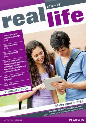 Image for Real Life Global Advanced Students Book
