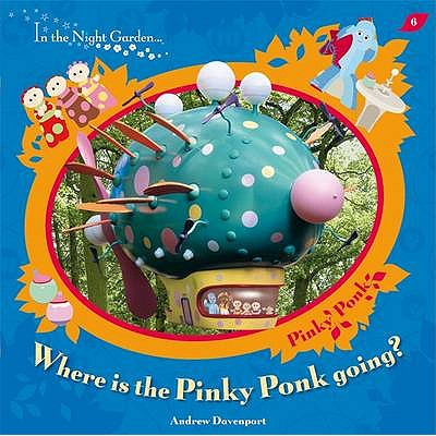 Image for Where Is The Pinky Ponk Going