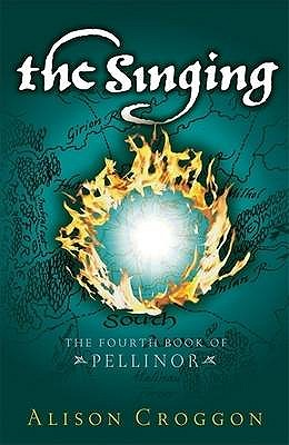 Singing (Pellinor), Alison Croggon