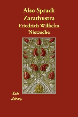 Image for Also Sprach Zarathustra (German Edition)