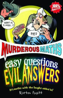 Image for Easy Questions, Evil Answers (Murderous Maths)