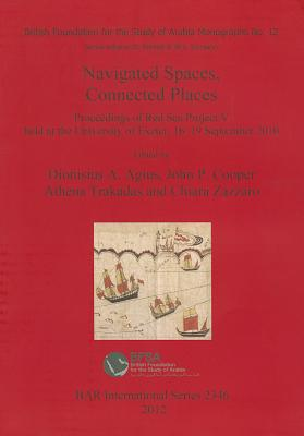Navigated Spaces, Connected Places (Bar S), Agius, Dionisius A.