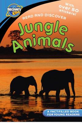 Image for Jungle Animals (Discovery Kids) (Discovery Readers)