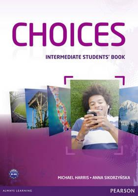 Image for Choices Intermediate Students' Book