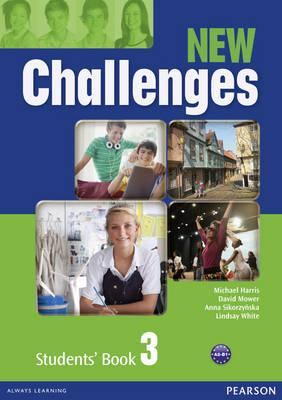 Image for New Challenges 3 Students' Book