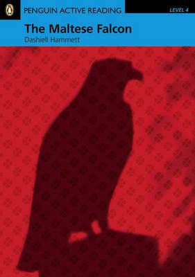 Image for Maltese Falcon: Penguin Active Reading Level 4  Book and MP3 Pack