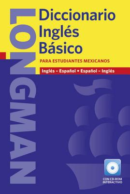 Image for Longman Diccionario Ingles Basico Para Estudiantes Mexicanos with CD-ROM