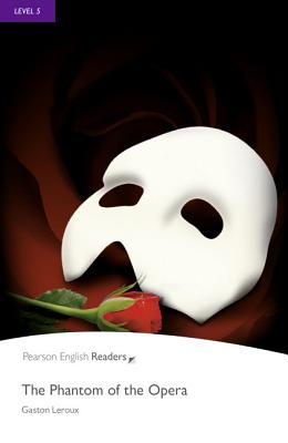 Image for Level 5: The Phantom of the Opera Book and MP3 Pack