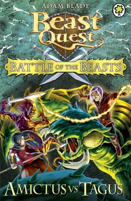 Image for BATTLE OF THE BEASTS : AMICTUS VS TAG