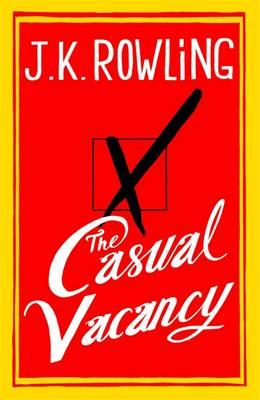The Casual Vacancy [used book], J. K. Rowling