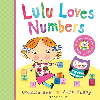 Lulu Loves Numbers, Reid, Camilla