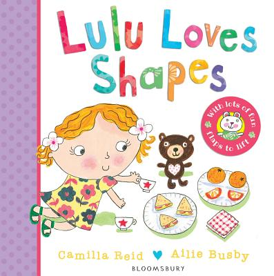 Lulu Loves Shapes, Reid, Camilla
