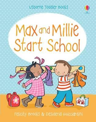 Image for Max and Millie Start School