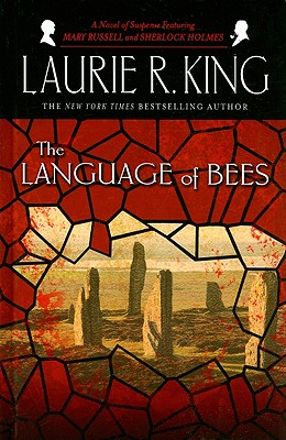 Image for The Language of Bees: A Mary Russell Novel (Thorndike Press Large Print Mystery Series)