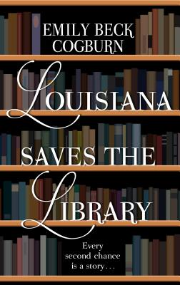Image for Louisiana Saves the Library (Thorndike Press large print clean reads)