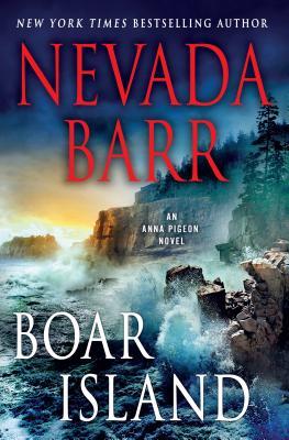 Boar Island (Wheeler Hardcover), Barr, Nevada