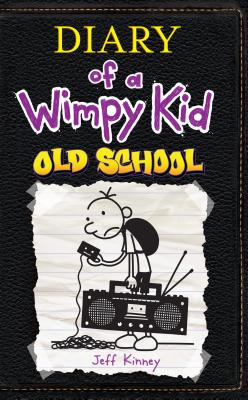 Old School (Diary of a Wimpy Kid Collection), Kinney, Jeff