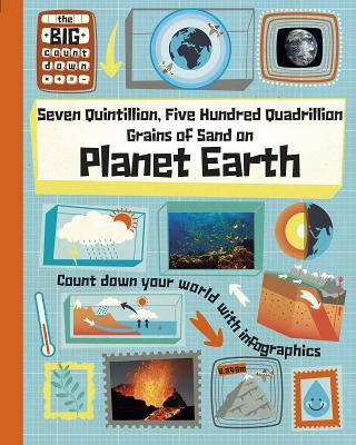 Seven Quintillion, Five Hundred Quadrillion Grains of Sand on Planet Earth (The Big Countdown), Rockett, Paul
