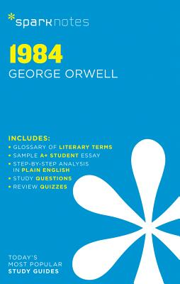 Image for 1984 SparkNotes Literature Guide (SparkNotes Literature Guide Series)