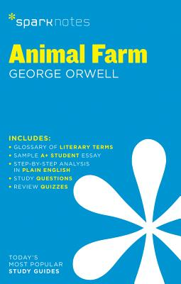 Image for Animal Farm SparkNotes Literature Guide (SparkNotes Literature Guide Series)