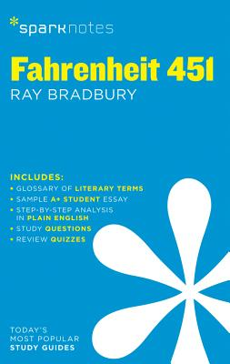 Image for Fahrenheit 451 SparkNotes Literature Guide (SparkNotes Literature Guide Series)