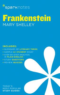 Image for Frankenstein SparkNotes Literature Guide (Volume 27) (SparkNotes Literature Guide Series)
