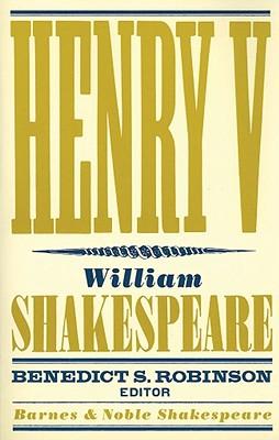 Image for Henry V (Barnes & Noble Shakespeare)