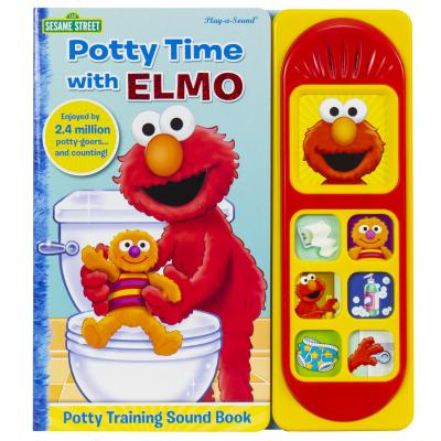 Image for Potty Time with Elmo (Liittle Sound Book)