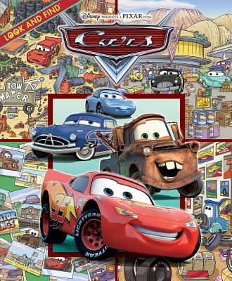 Image for Look and Find: Disney's Cars