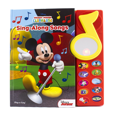 Image for MICKEY MOUSE CLUBHOUSE SING-ALON