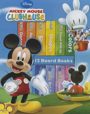 My First Library: Mickey Mouse Clubhouse, Editors of Publications International; Ltd.