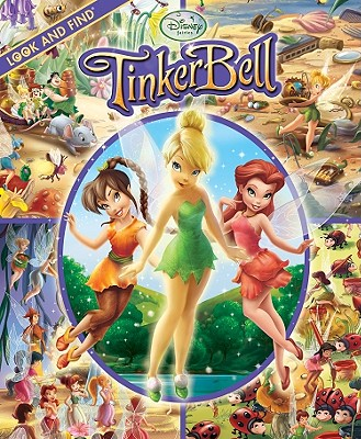 Tinker Bell (Disney Fairies, Look and Find)