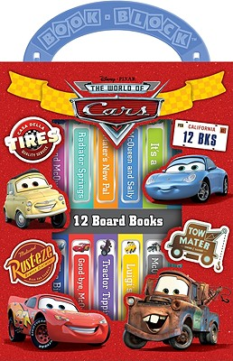 Image for My First Library: The World of Cars