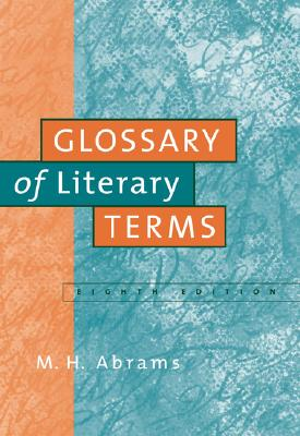 Image for Glossary of Literary Terms, Eighth Edition
