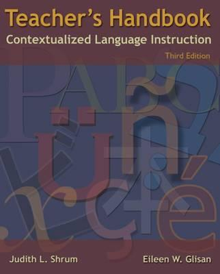 Image for Teacher?s Handbook: Contextualized Language Instruction