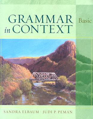 Image for Grammar in Context Basic