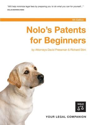Image for Nolo's Patents for Beginners