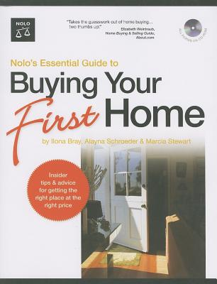 Image for Nolo's Essential Guide to Buying Your First Home (book with CD-Rom & Audio)