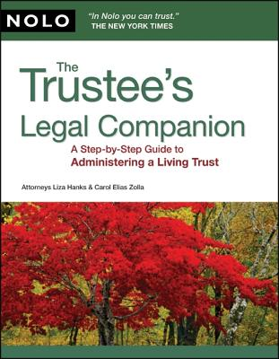 Image for The Trustee's Legal Companion: A Step-by-Step Guide to Administering a Living Trust