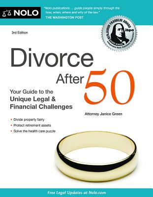 Image for Divorce After 50: Your Guide to the Unique Legal and Financial Challenges