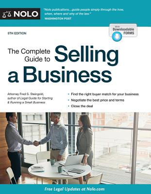 Image for Complete Guide to Selling a Business, The