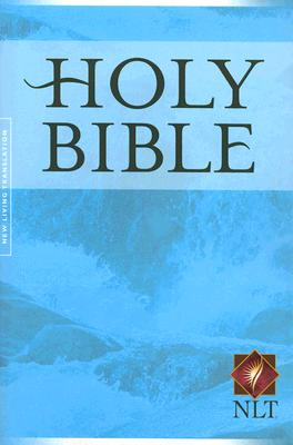 Image for Holy Bible: Gift and Award (New Living Traslation, Paperback, Blue)