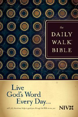 The Daily Walk Bible NIV, Tyndale (Producer)
