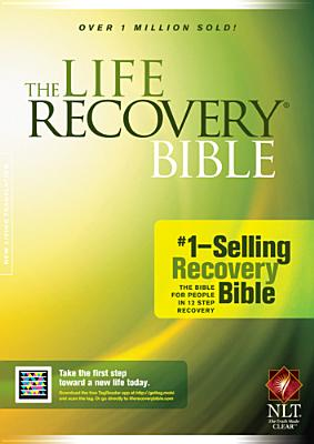 Image for The Life Recovery Bible NLT (Softcover)