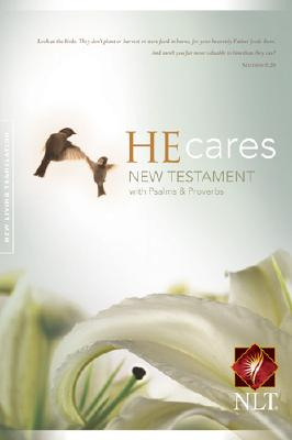He Cares NT W/Psalms & Proverbs New Living Translation: Pray for the Cure