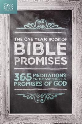 Image for The One Year Book of Bible Promises: 365 Meditations on the Wonderful Promises of God (Daily God Book)