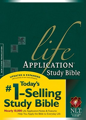 Image for Life Application Study Bible NLT