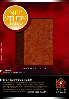 NLT Study Bible, Personal Size
